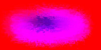 layout poligonal geométrico do vetor roxo e rosa claro.