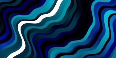 pano de fundo vector azul e verde escuro com arco circular.