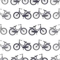 bicicleta sem costura padrão de fundo de papel de parede