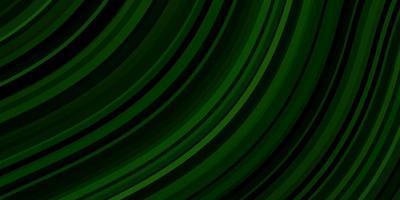 modelo de vetor verde escuro com linhas irônicas.