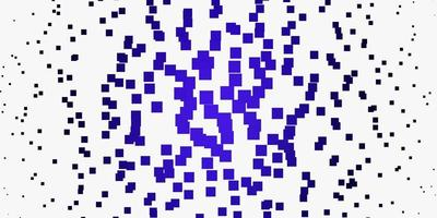 pano de fundo vector roxo claro com retângulos.