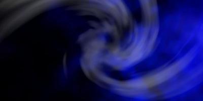 fundo vector azul escuro com nuvens.