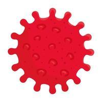 projeto de vetor de vírus covid 19