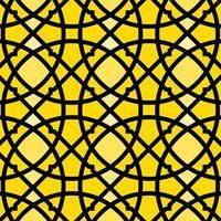 abstrato geométrico retro formas padrão de fundo vetor
