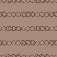 padrão de fundo de textura sem emenda do vetor. mão desenhada, cores marrons.