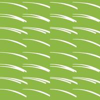 padrão de fundo de textura sem emenda do vetor. mão desenhada, cores verdes e brancas.