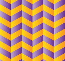 padrão chevron sem costura na cor gradiente laranja e violeta. bom fundo para scrapbook ou colagem de fotos. fundos de natal modernos vetor