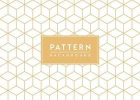 cubo padrão de fundo texturizado desenho vetorial