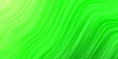 modelo de vetor verde claro com linhas irônicas.