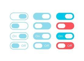 painel de controle kit de elementos de interface do usuário