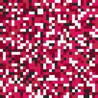 fundo geométrico abstrato quadrado mosaico vetor