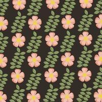 lindo fundo floral decorativo