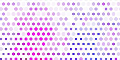 fundo vector roxo, rosa claro com bolhas.