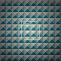 fundo de pirâmide abstrato amarelo e verde para seus projetos