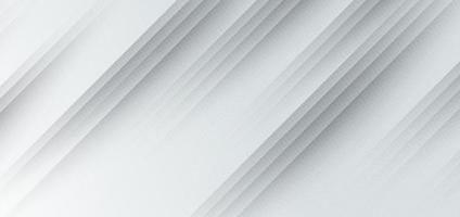fundo cinza branco diagonal abstrato e textura. vetor