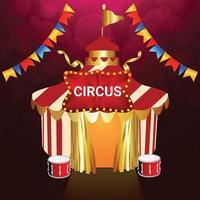 celebração carnaval festa saudação vetor