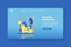 ilustração em vetor moderno design plano. página inicial de promoção criativa e modelo de banner da web. compras online, venda flash, banner de grande venda, desconto, design de banner de promoção.