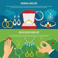 ilustração vetorial de joias