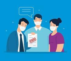 empresários tristes sendo demitidos