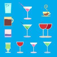 conjunto de vetores para regimento de bar