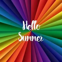 olá letras de verão