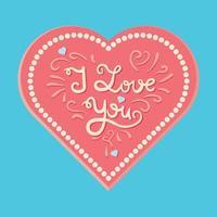 cartão de amor de dia dos namorados e casamento