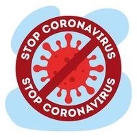 parar campanha de coronavírus