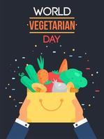 dia mundial vegetariano