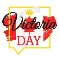 adesivo de feliz dia da vitória vetor