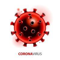 novo vetor de coronavírus