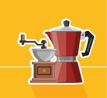 design de cafeteiras