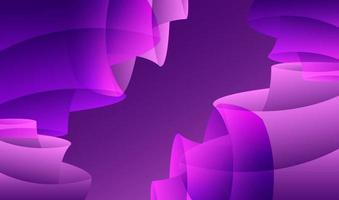 fundo gradiente geométrico abstrato moderno vetor