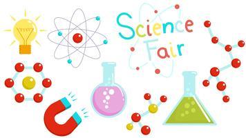 Vetores de ciência justo