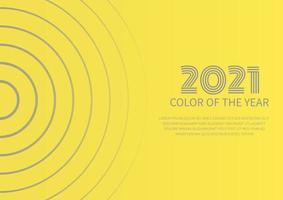 papel de parede colorido do ano vetor