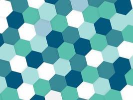 fundo colorido abstrato com copyspace com formas vetor