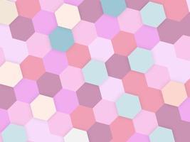 fundo colorido abstrato com copyspace com formas