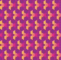 padrão abstrato x sem costura