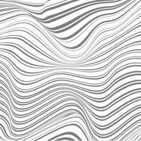 Fundo de linhas abstratas vetor