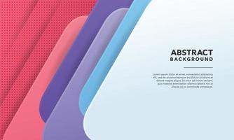 design moderno abstrato vetor