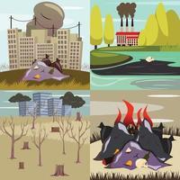 desastres provocados pelo homem ortogonal 2x2