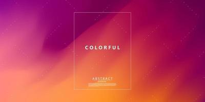 conceito abstrato de gradiente pastel para design gráfico, plano de fundo ou papel de parede