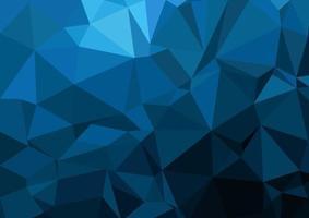 multicolor geométrico amarrotado triangular low poly estilo, gradiente ilustração gráfica de fundo. desenho poligonal do vetor. vetor