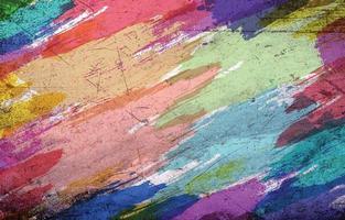 fundo colorido do grunge vetor