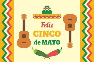 Fundo De Cinco De Mayo