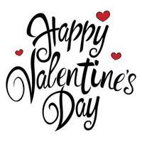 texto de feliz dia dos namorados com símbolos decorativos de coração para o tema e plano de fundo do dia dos namorados