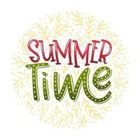 letras do horário de verão
