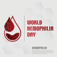 anemia quantidade de sangue vermelho deficiência de ferro anemia diferença de anemia quantidade de glóbulos vermelhos e sintomas normais ilustração vetorial médica.