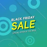 super venda webblack sexta-feira apenas vetor