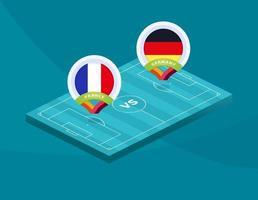 futebol frança vs alemanha