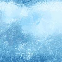 Fundo de textura de gelo vetor